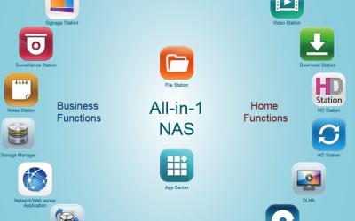 Qnap-Hs-210-apps